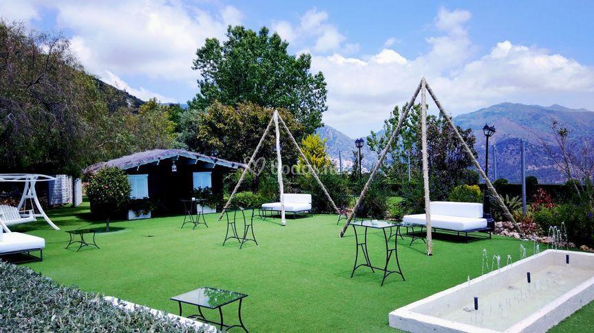 Finca Villa Palma - Alabardero Catering