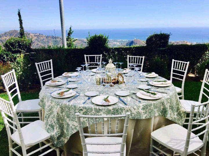 Cenas con vistas al mar