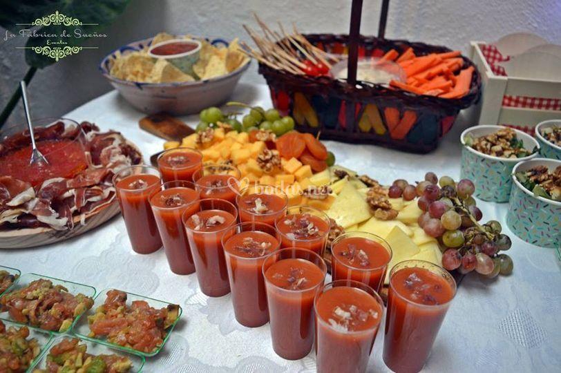 Mesa salada