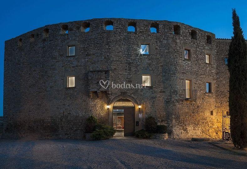 Noche al Castillo de Fonollere