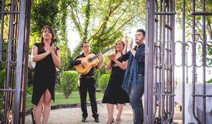 Grupos flamencos y Coros rocieros Milana Real 1