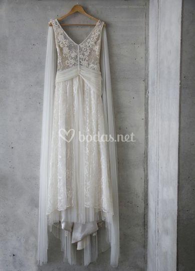 Vestido Andreade de Whiteday