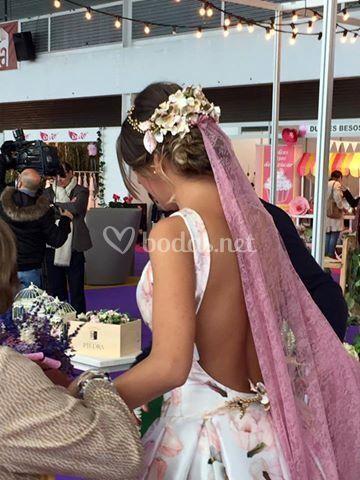 Inauguración de boda en Zamora