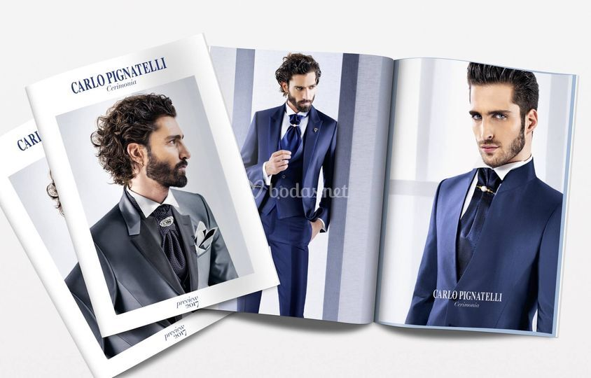 Catalogo 2017 Carlo Pignatelli