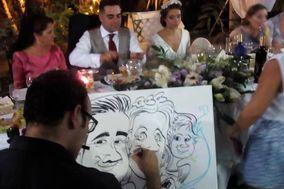 Ángel Sarabia - Caricaturista