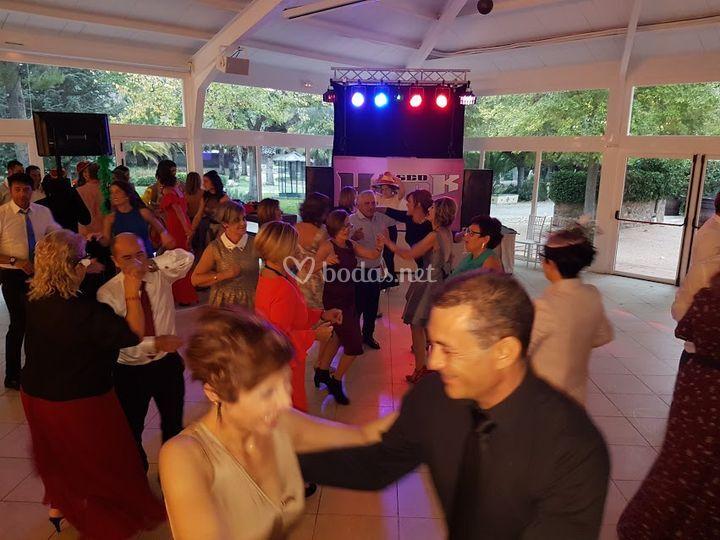 Baile en boda