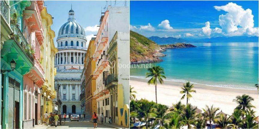Habana y Cayo Coco