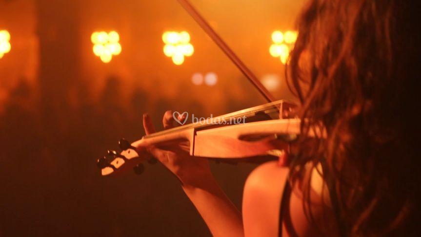 Violin eléctrico