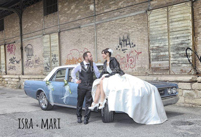 Isra + Mari