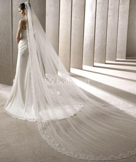 Velo de novia, catálogo 2