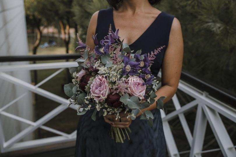 La floristería