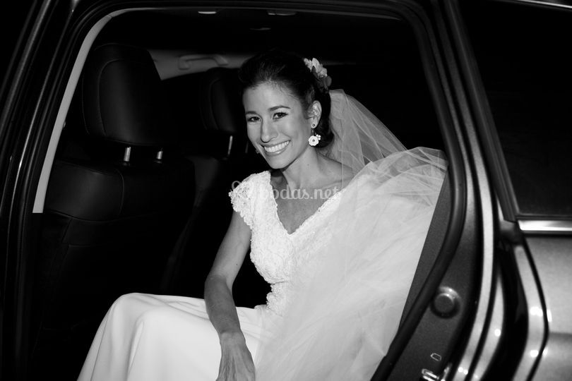 Preciosa novia