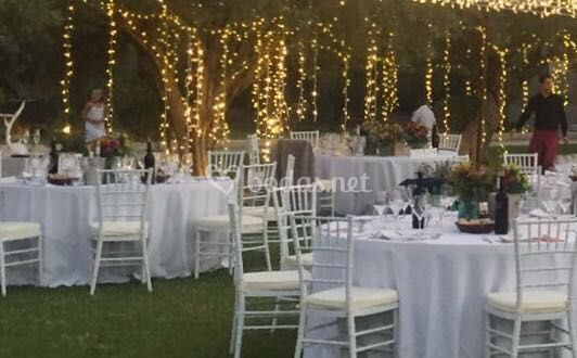 Montaje boda exterior 7