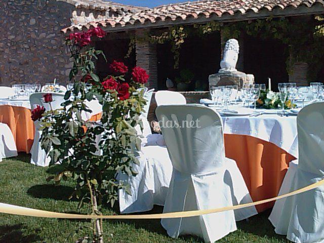 Hacienda Romero, Pozo Alcón de Catering Delicias Albacete