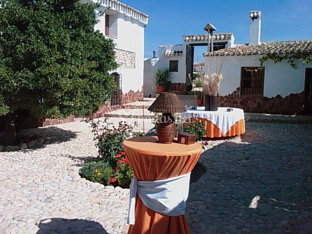 Hacienda Romero, Pozo Alcón