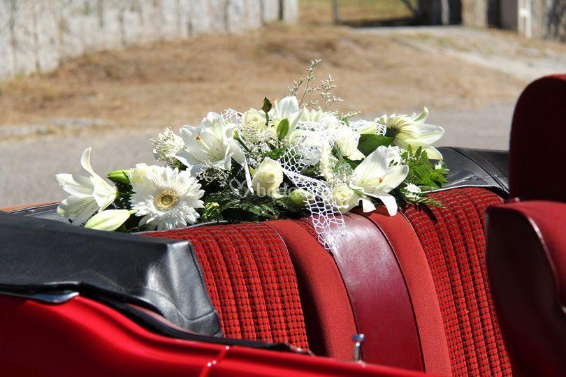 Coche de bodas