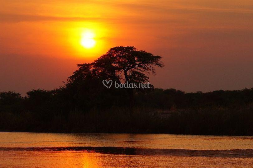 Botswana, África