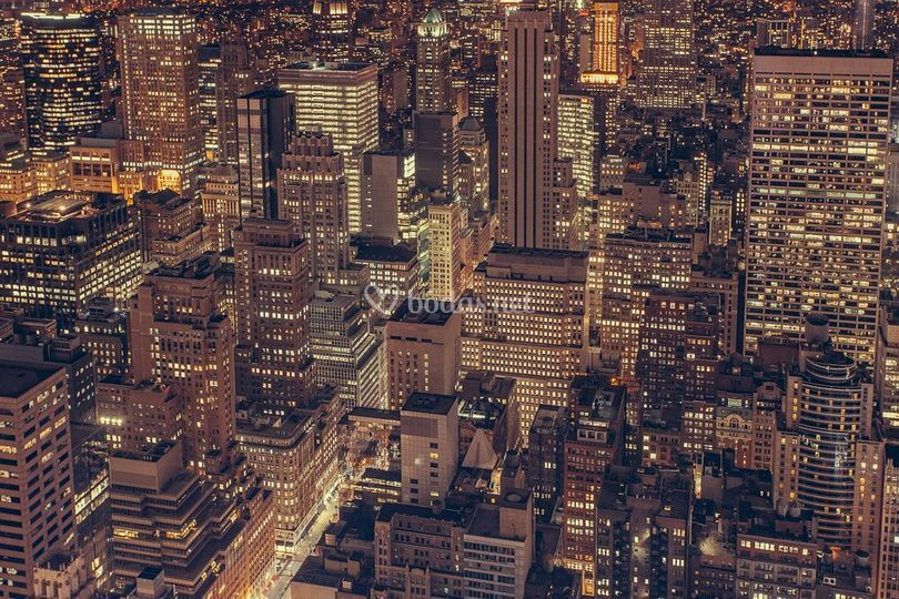 Nueva York, América