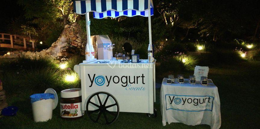 Yoyogurt Events