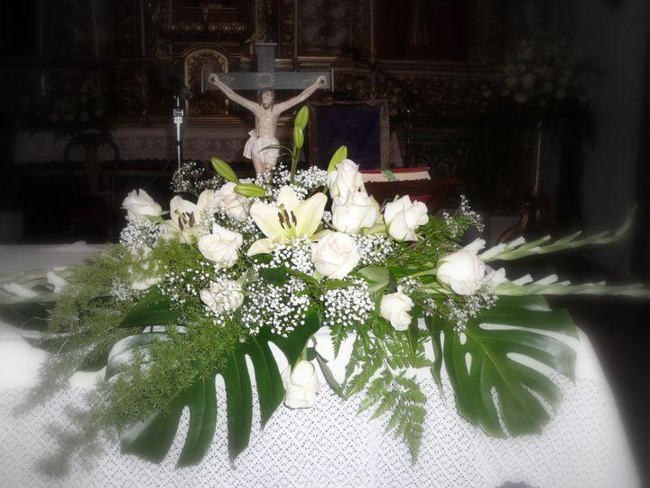 Ramo mesa de altar