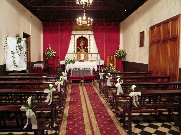 Decoración de Ermita