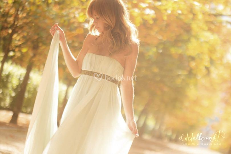 Foto vestido novia