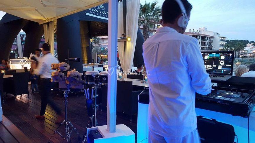 Cafe del Mar Mallorca session