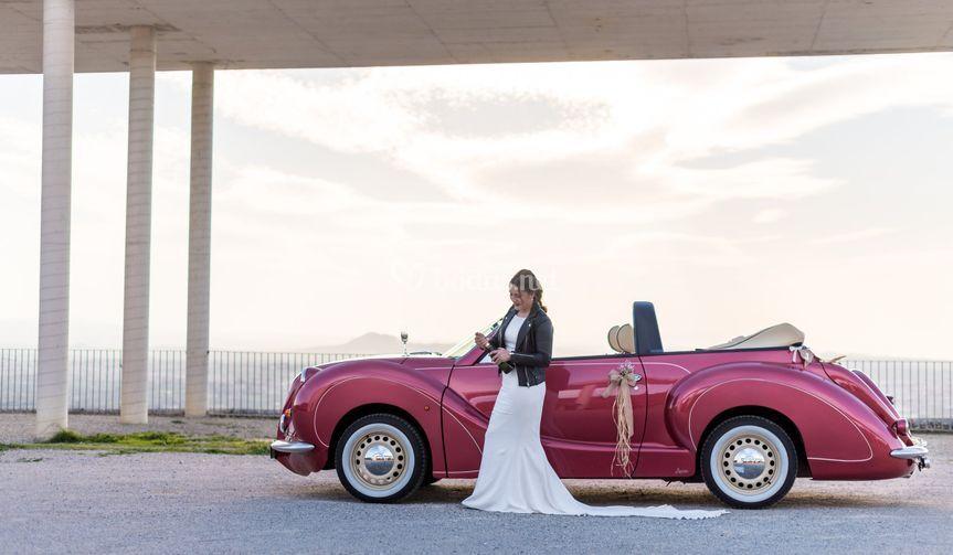 Rojo para novias