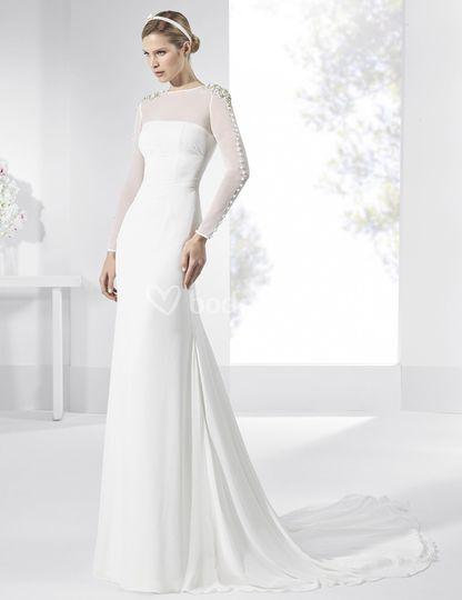 vestidos de novia manu alvarez – vestidos de noche