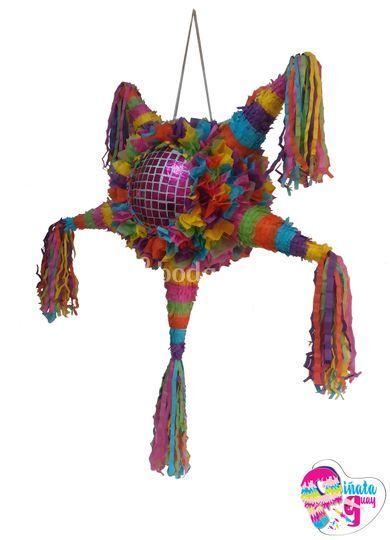 Piñata de 5 puntas