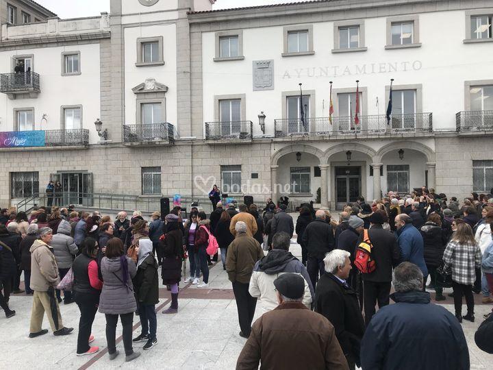 Concierto En Plaza