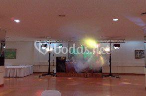 Boda en Hotel Alcora por AVC