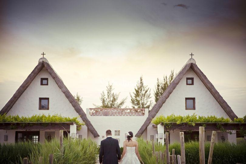 Barracas y boda