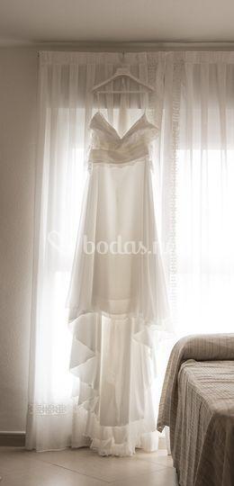 El vestido de boda