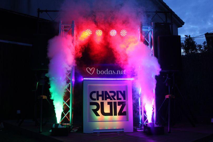 Charly Ruiz Events Production