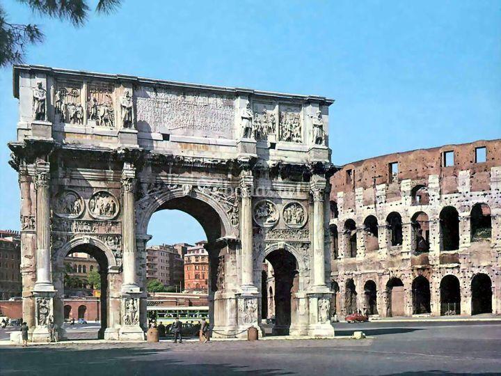 Circuitos por Europa - Roma