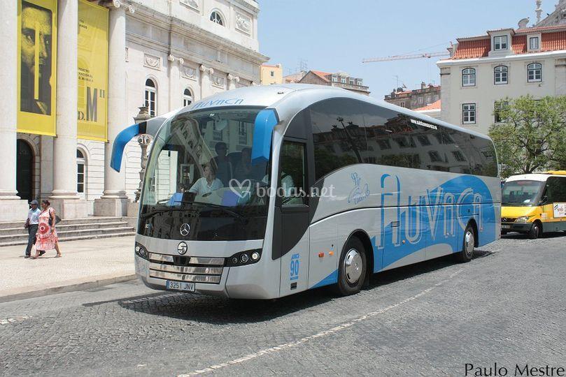 Autobús 55 pasajeros
