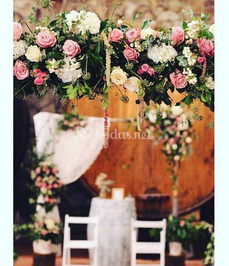 Deco ceremonia civil