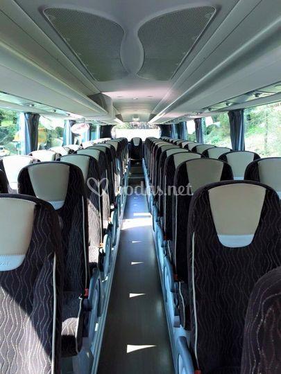 In. Autobús 59 pax