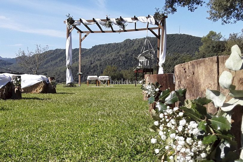 Ceremonia - La Feixa