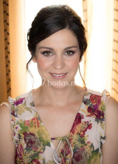 Maquillaje para Natalia