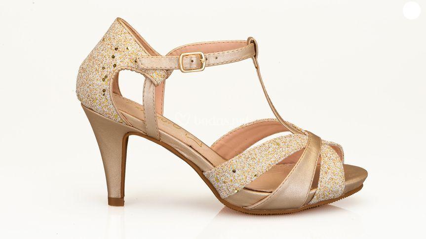 Zapato para ir de boda