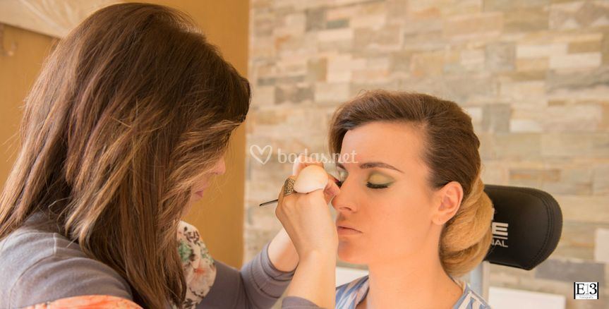Maquillaje social - fiesta