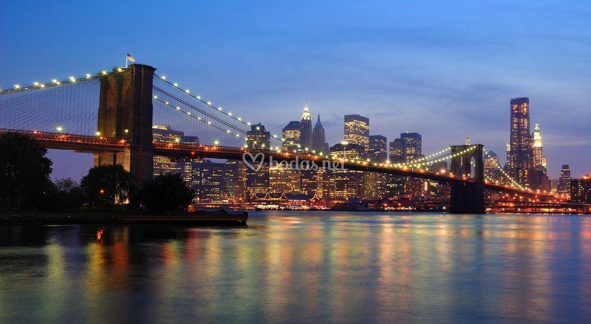 Viajes a la gran Nueva York