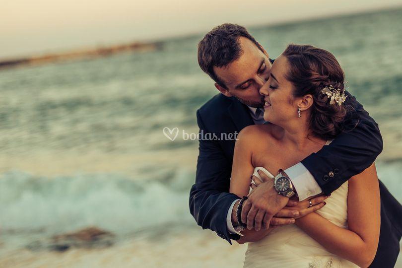 Andrea y Manolo