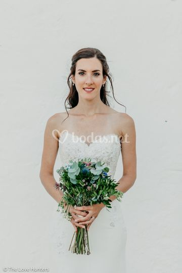 Ramo de novia silvestre