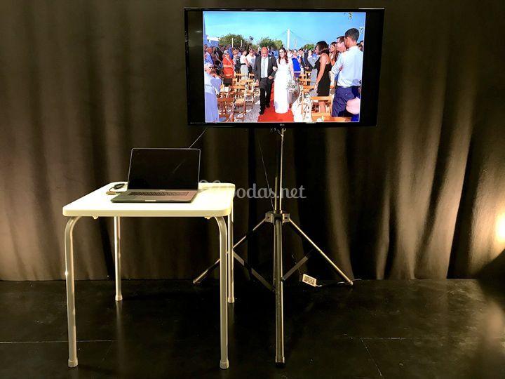 TV para tus presentaciones