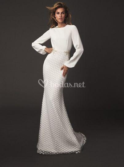 Vestido de novia Básico