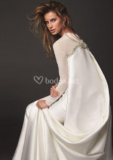 Vestido de novia Baúl