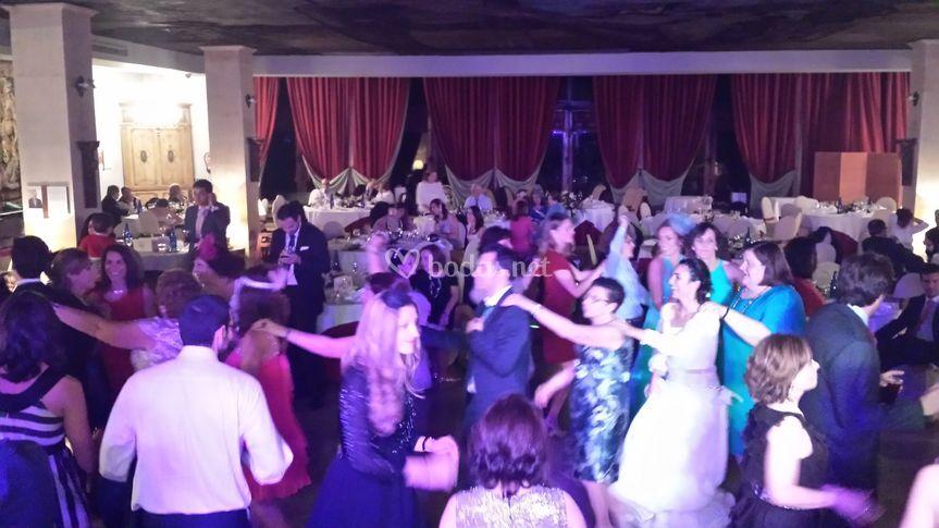 Baile enlace E&S